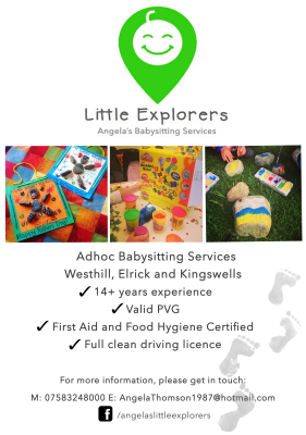 Little Explorers Babysitting Services