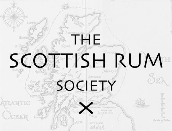 The Scottish Rum Society - Full Design.