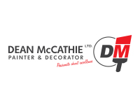 Dean McCathie Painter and Decorator, video, animation, logo, advertising, marketing, promotion.