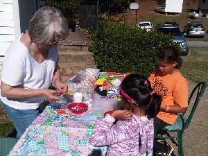 Children's Activities - Gospel on the Grass