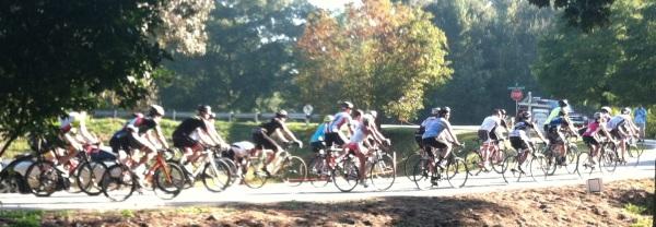Atlanta Cycling Labor Day Ride