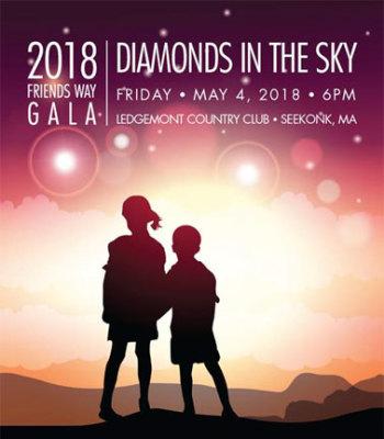 2017 Diamonds in the Sky Friends Way Gala