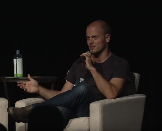 TIM FERRISS AT EVERNOTE