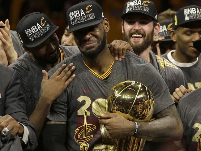 NBA FINALS: GOALS AND DETERMINATION