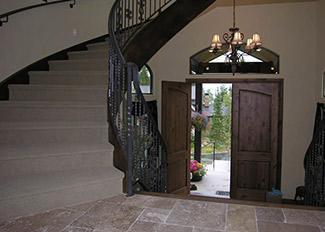 Stairwell Elegance