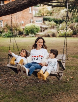 Family road trip around Cotswolds