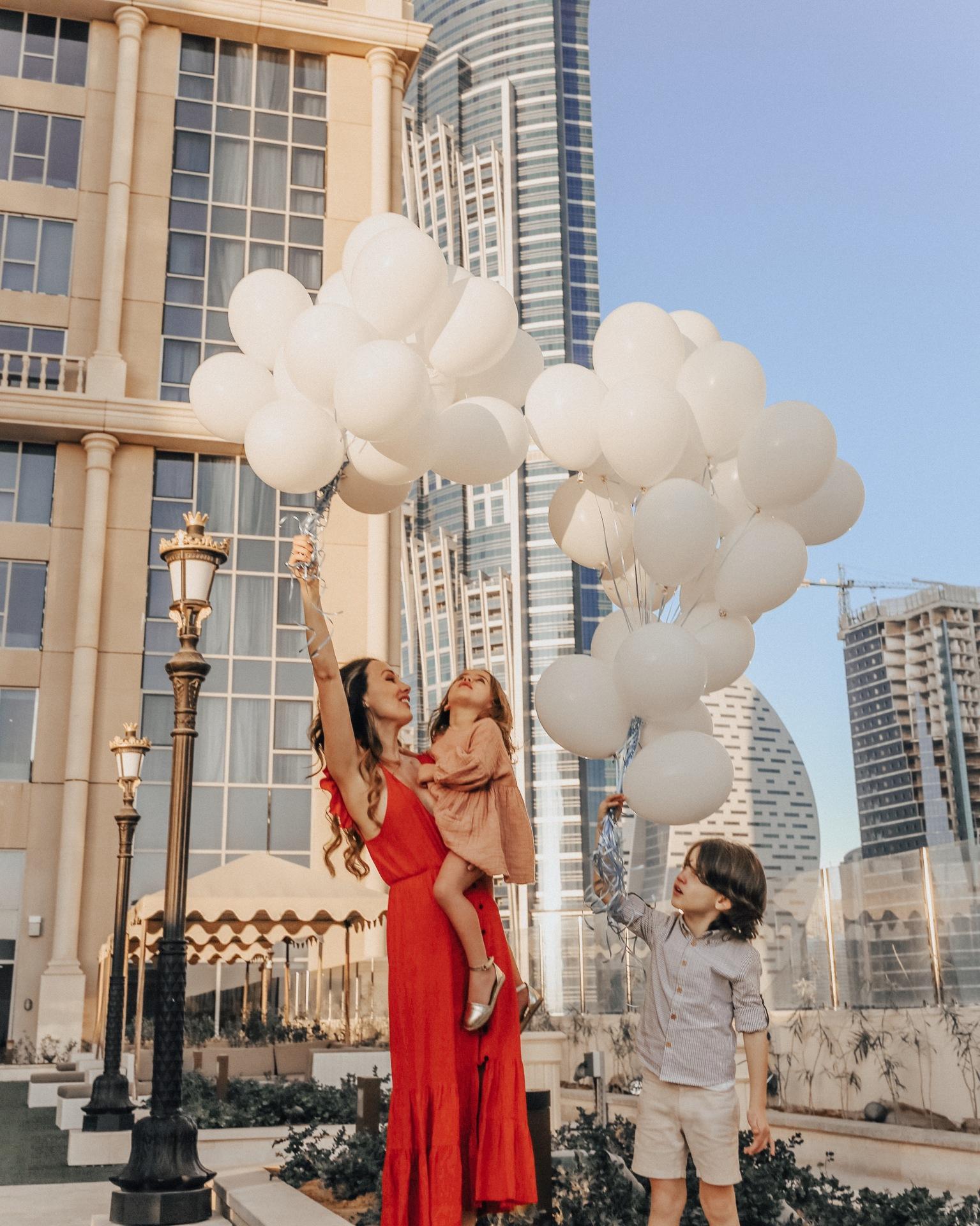 Dubai  sunny escape with Westin