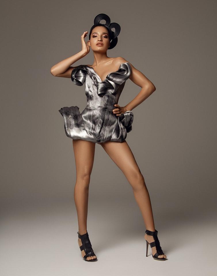 Indya Adrianna Moore Pose FX Star