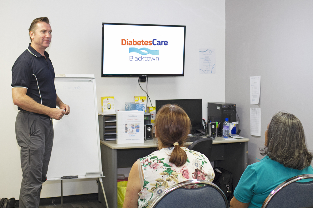 Local business tackling the Type 2 Diabetes epidemic