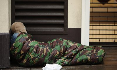 HOMELESSNESS IN ENGLAND