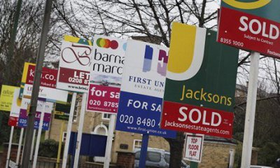 BRITAIN'S RESIDENTIAL PROPERTY BUBBLE