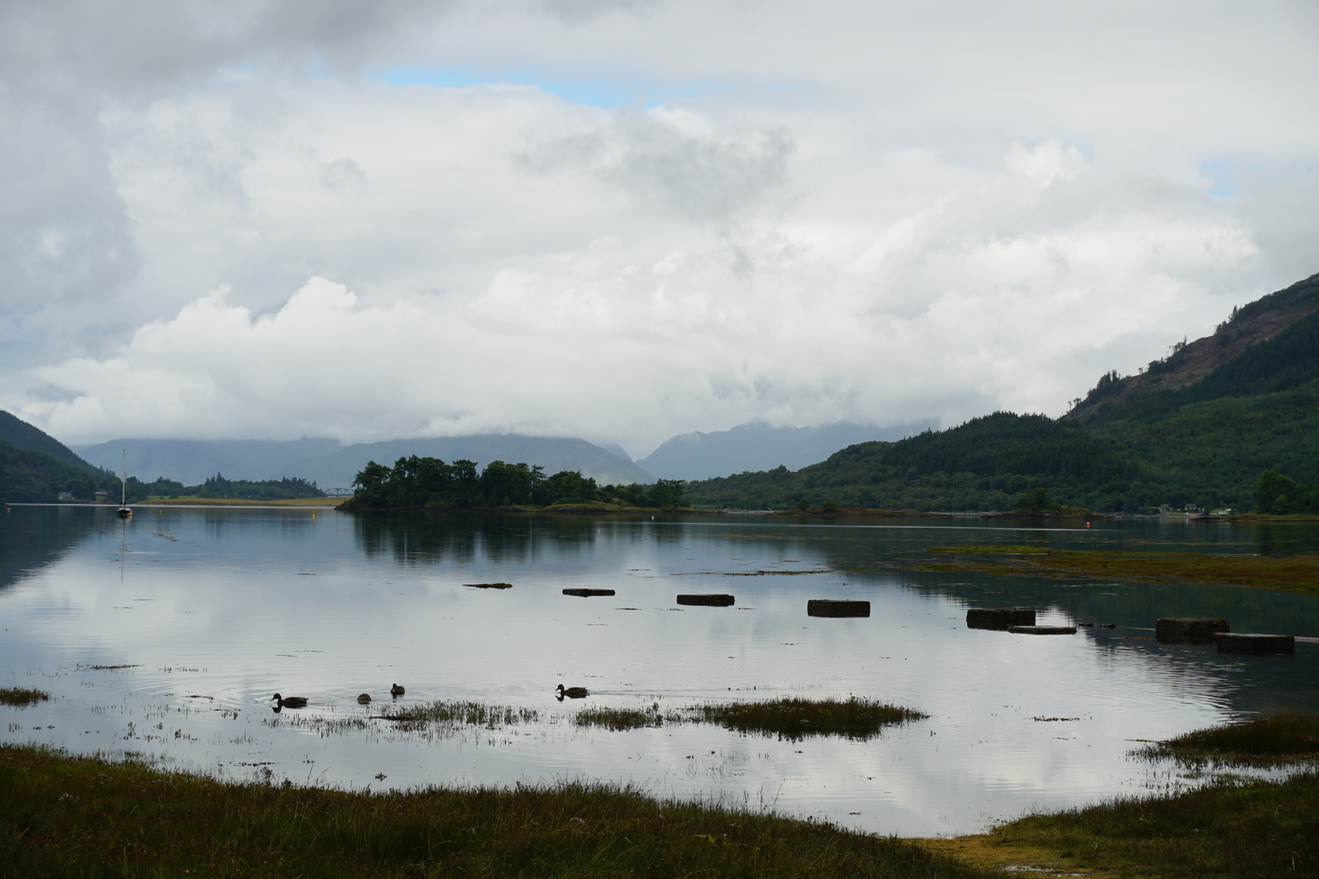 A DREICH DAY IN LATE SEPTEMBER
