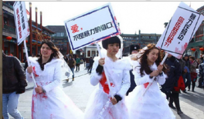 Long road ahead for women's rights in China