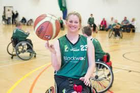 Robyn's shot at Paralympic glory