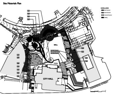 City Hall , Phase II