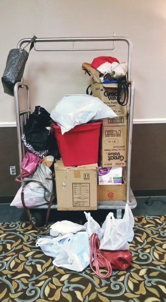 Second Elite Kings and Queens Donation Drive