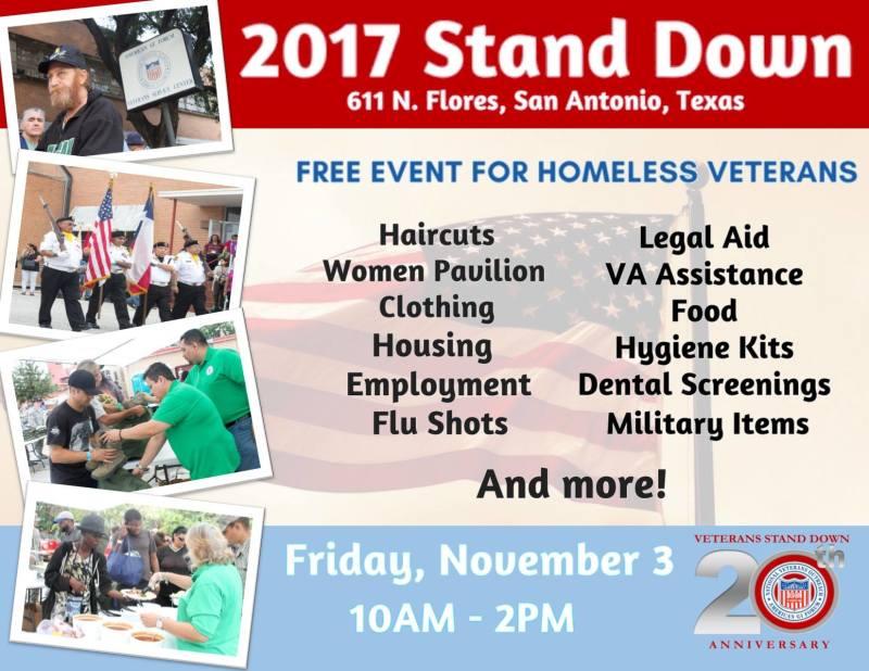 2017 Veterans Stand Down
