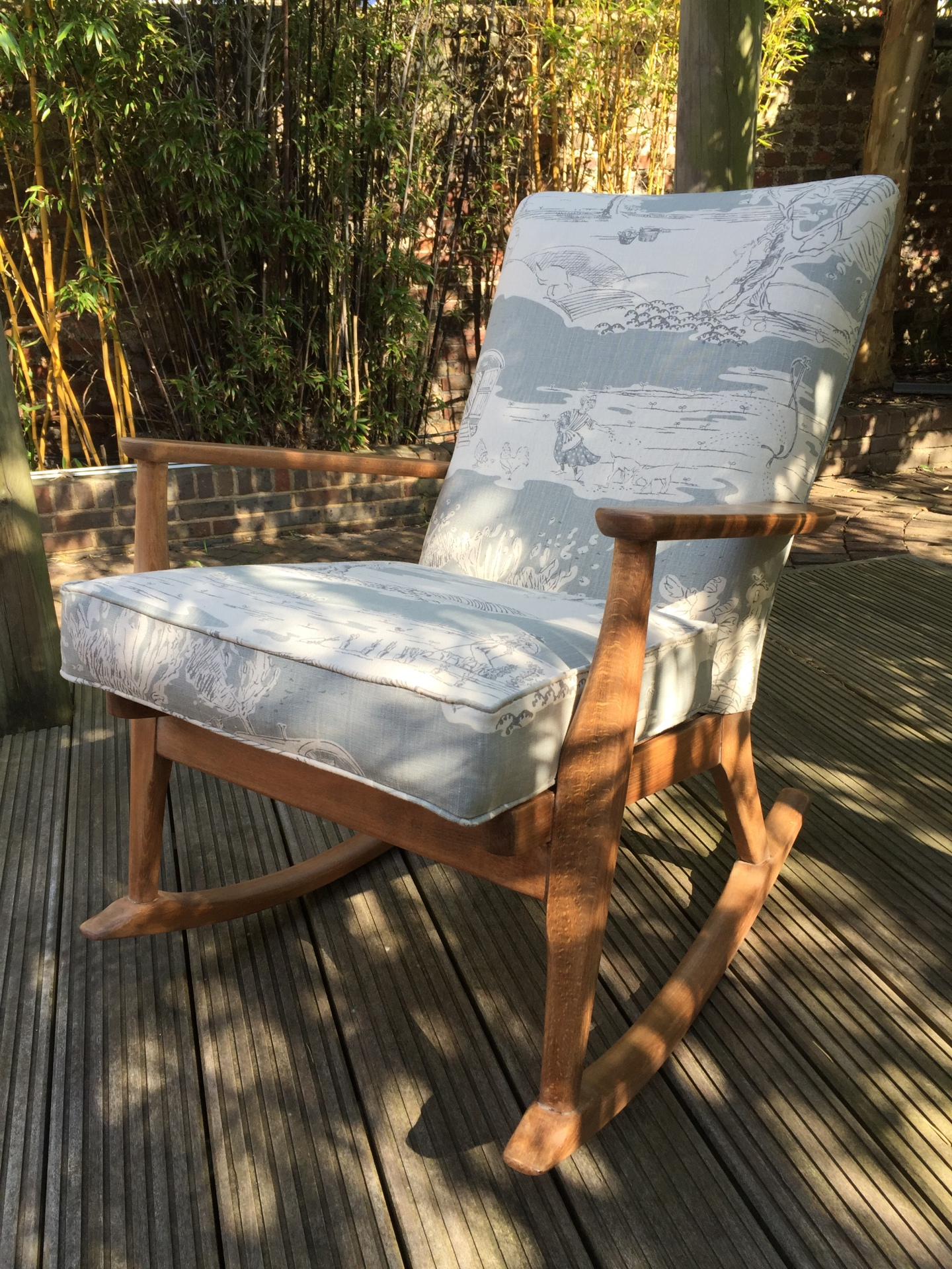 Parker Knoll Rocking Chair
