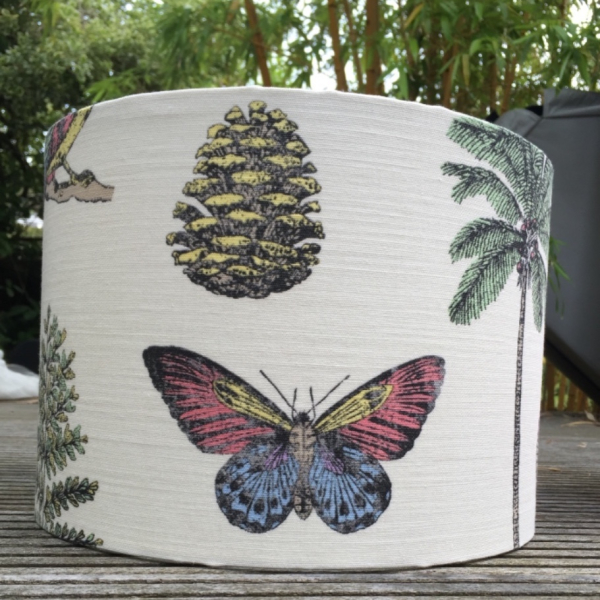 Cocos drum lampshade
