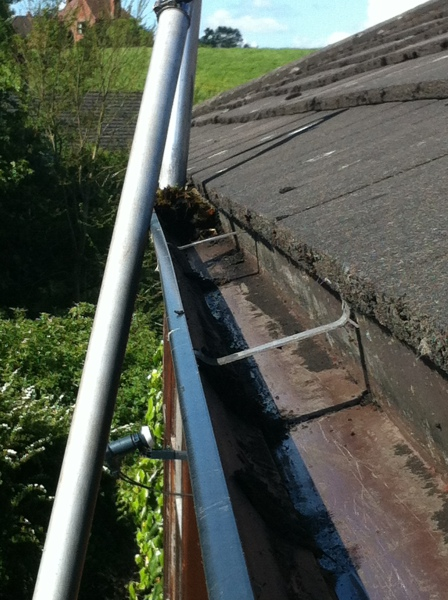 Gutter Cleaning Belfast