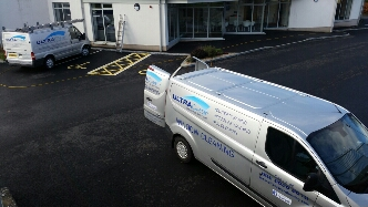 Commercial Window Cleaning Belfast