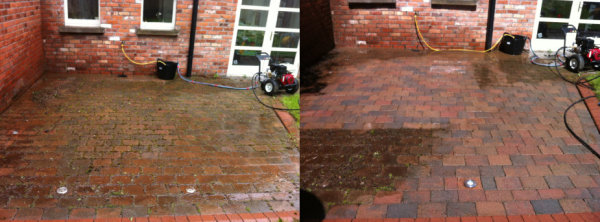 Power Washing Belfast and Lisburn