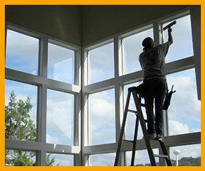 Internal Window Cleaner Belfast
