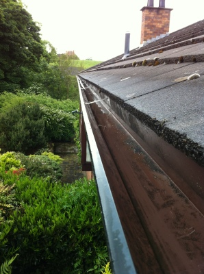 Clean Gutters in Belfast and Lisburn