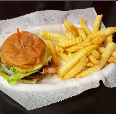 """""""Bacon Cheeseburger"""""""