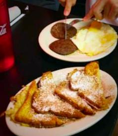 """""""Plate Breakfast"""""""