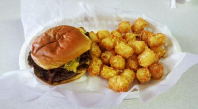 """Southwest Burger"""