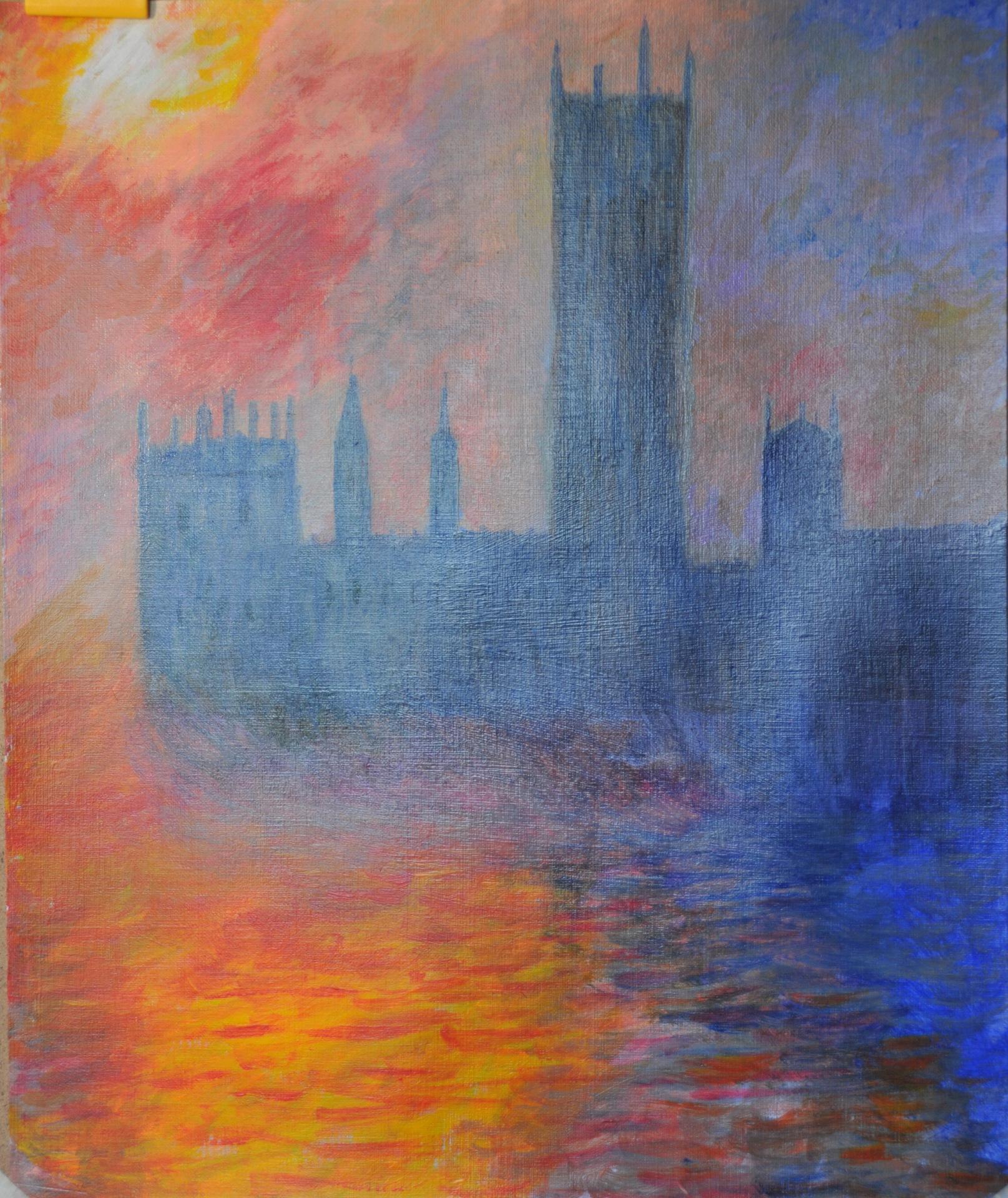 After Monet