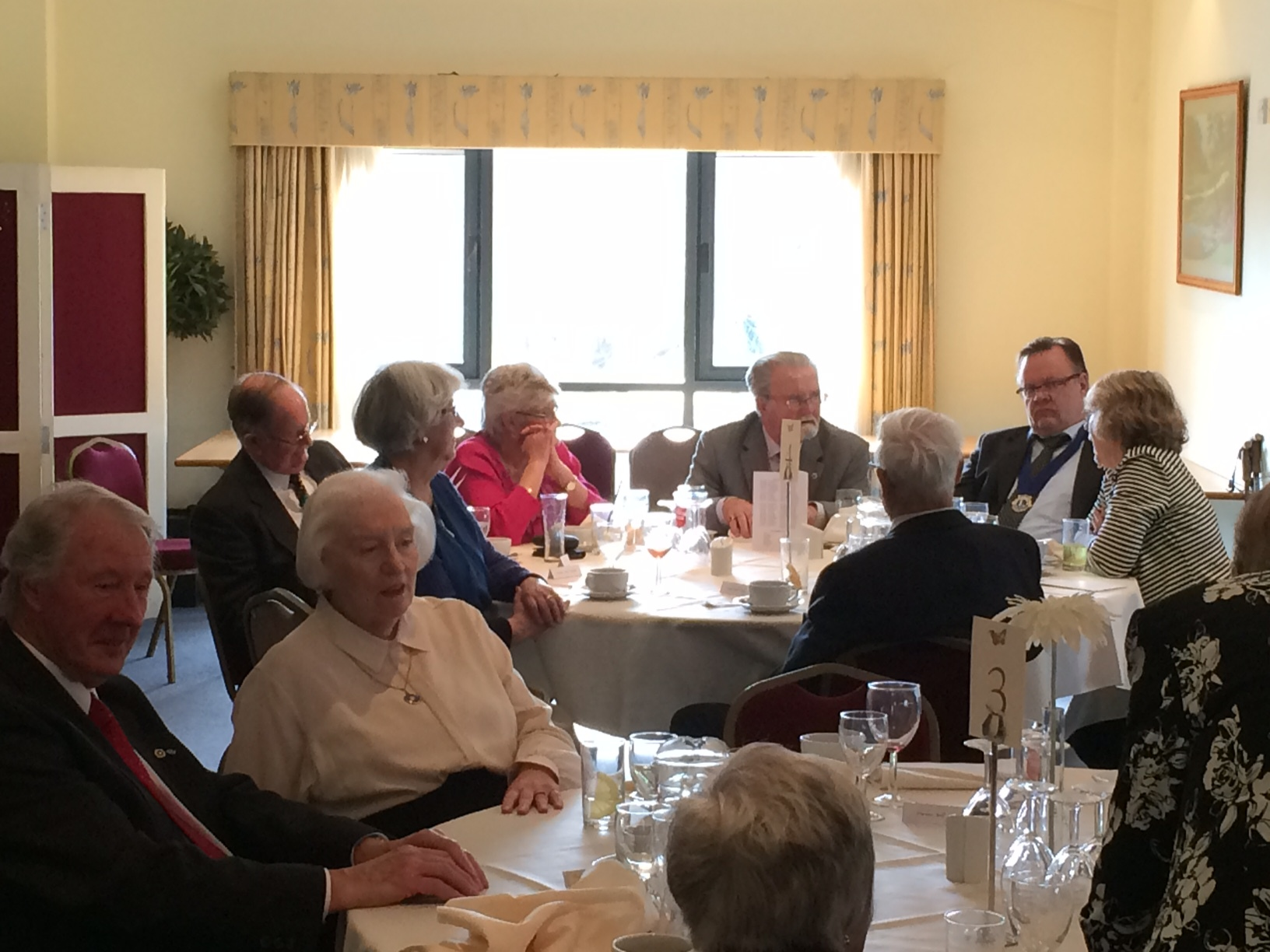 51st Anniversary Charter Lunch