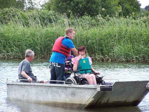 Wareham Boat Trip 2010
