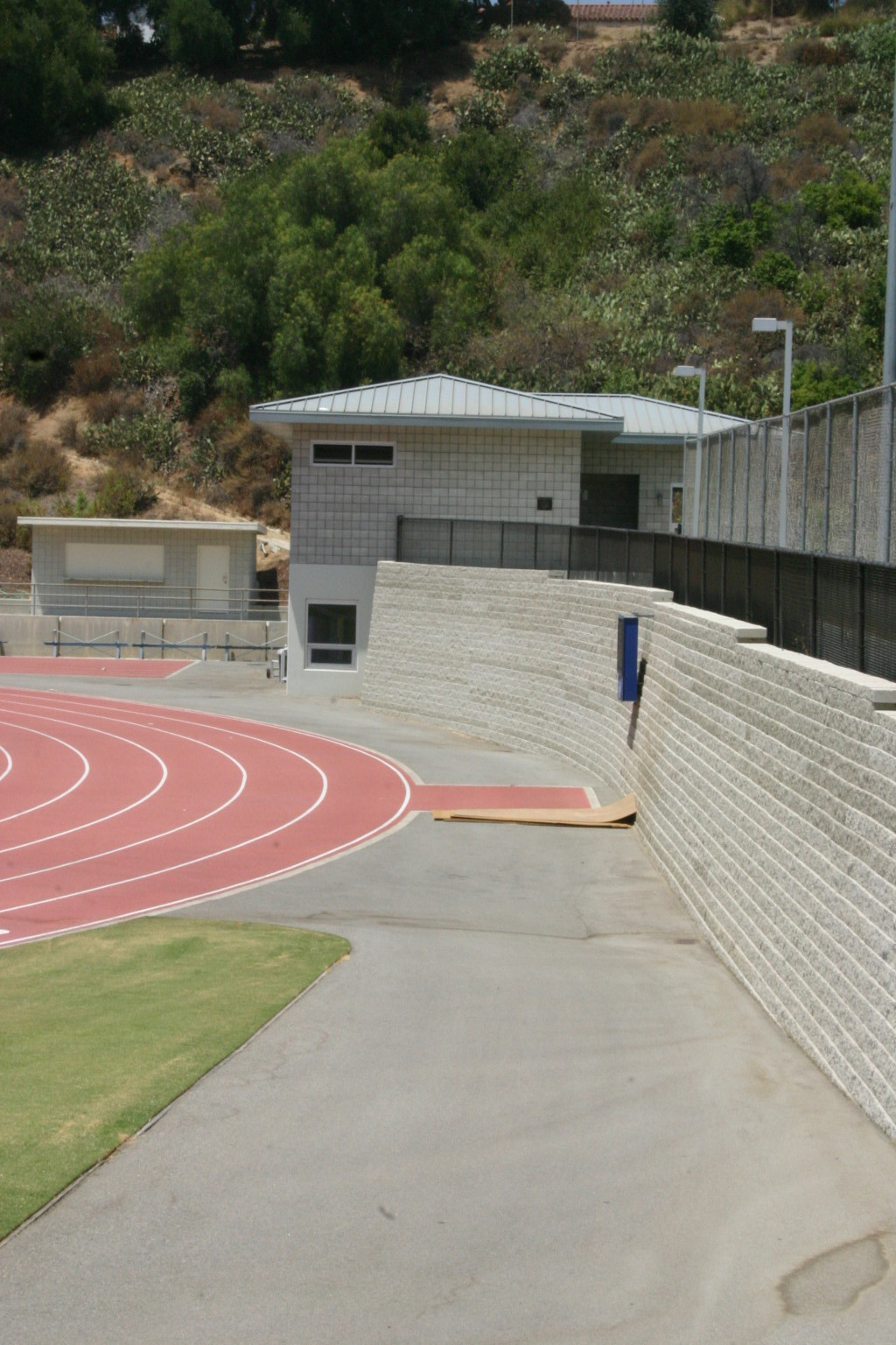 Track Field House