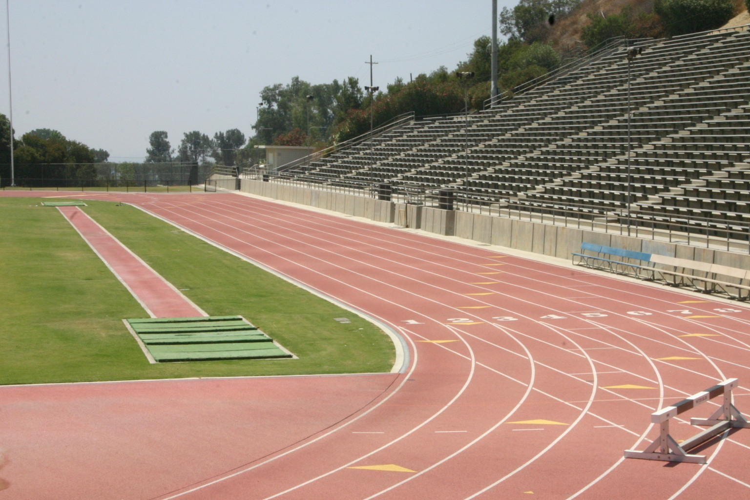 Track & Field Design & Construction
