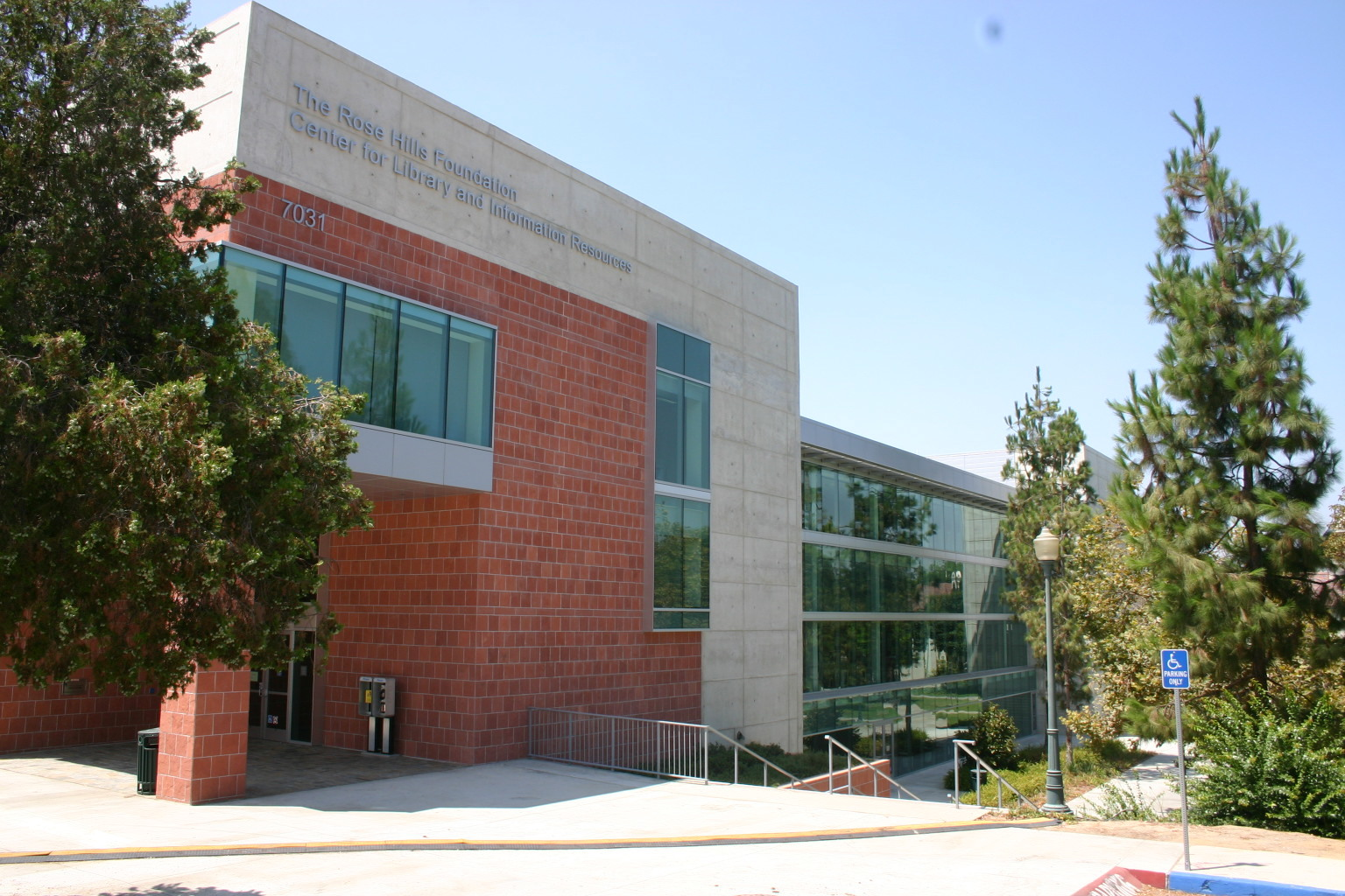 Rose Hills Foundation Center for Library & Information Resources