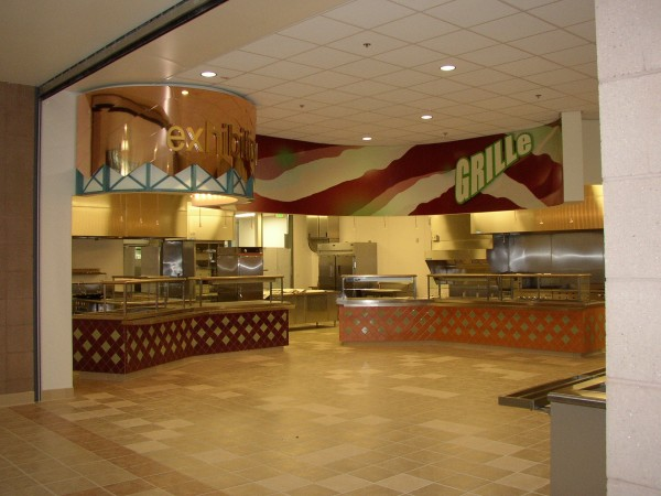 Hoch – Shanahan Dining Commons