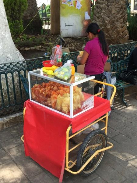 Feria de Dulce - Candy Fair;  San Cristóbal de Las Casas