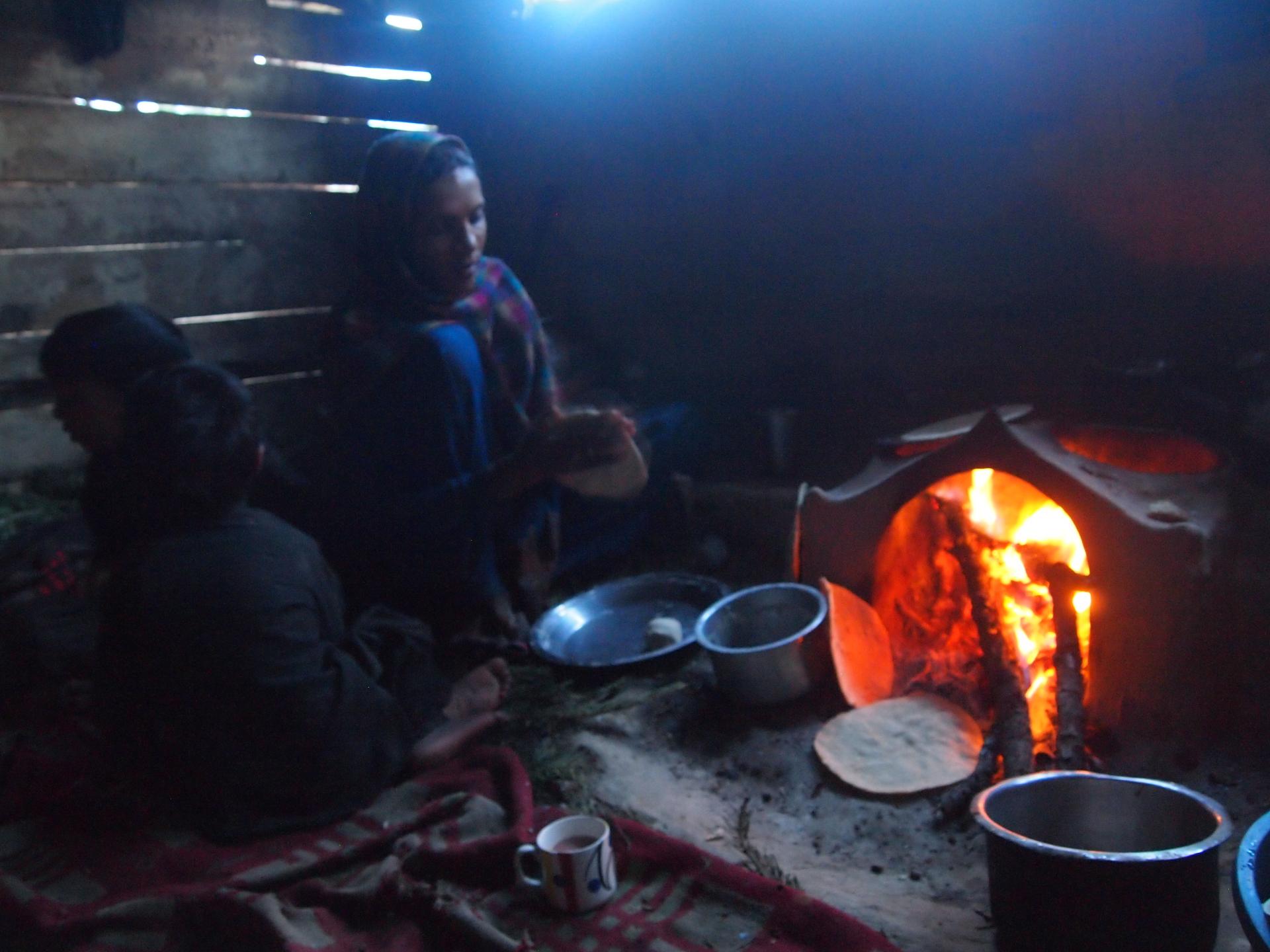 Koxox or Makki Chapati: it's really the same