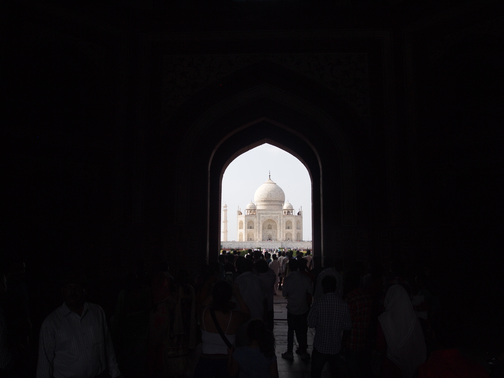 Taj Mahal and Distinctions