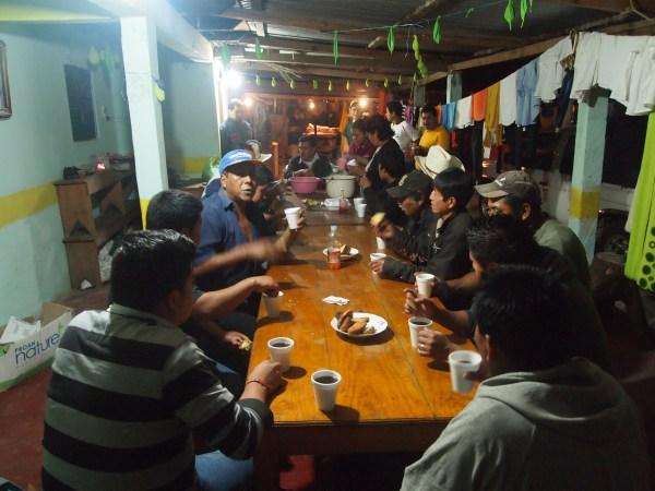 Food, Community, and Politics