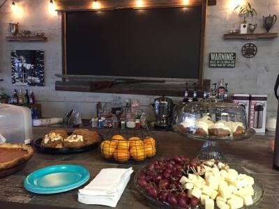 coffee, bbq, destination locations, good eats