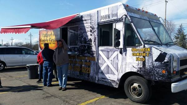 food truck for hire, catering