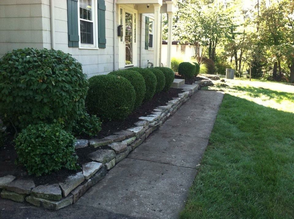 Trimming of Bushes, Flowers and Trees