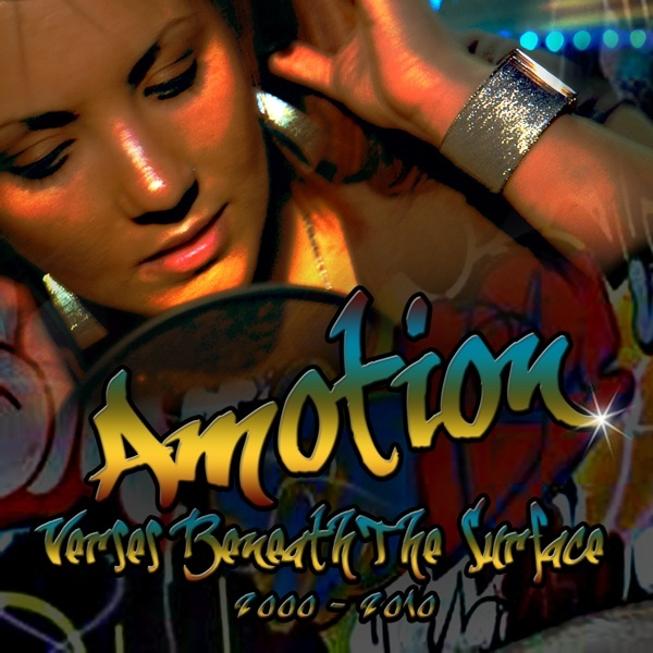 Amotion (Sampler) 'Verses Beneath The Surface'