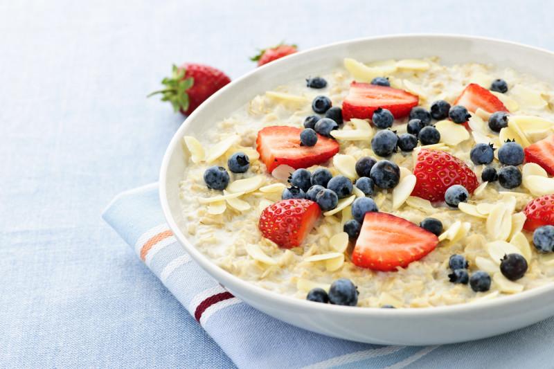 Le petit déjeuner c'est hyper important + recette oatmeal