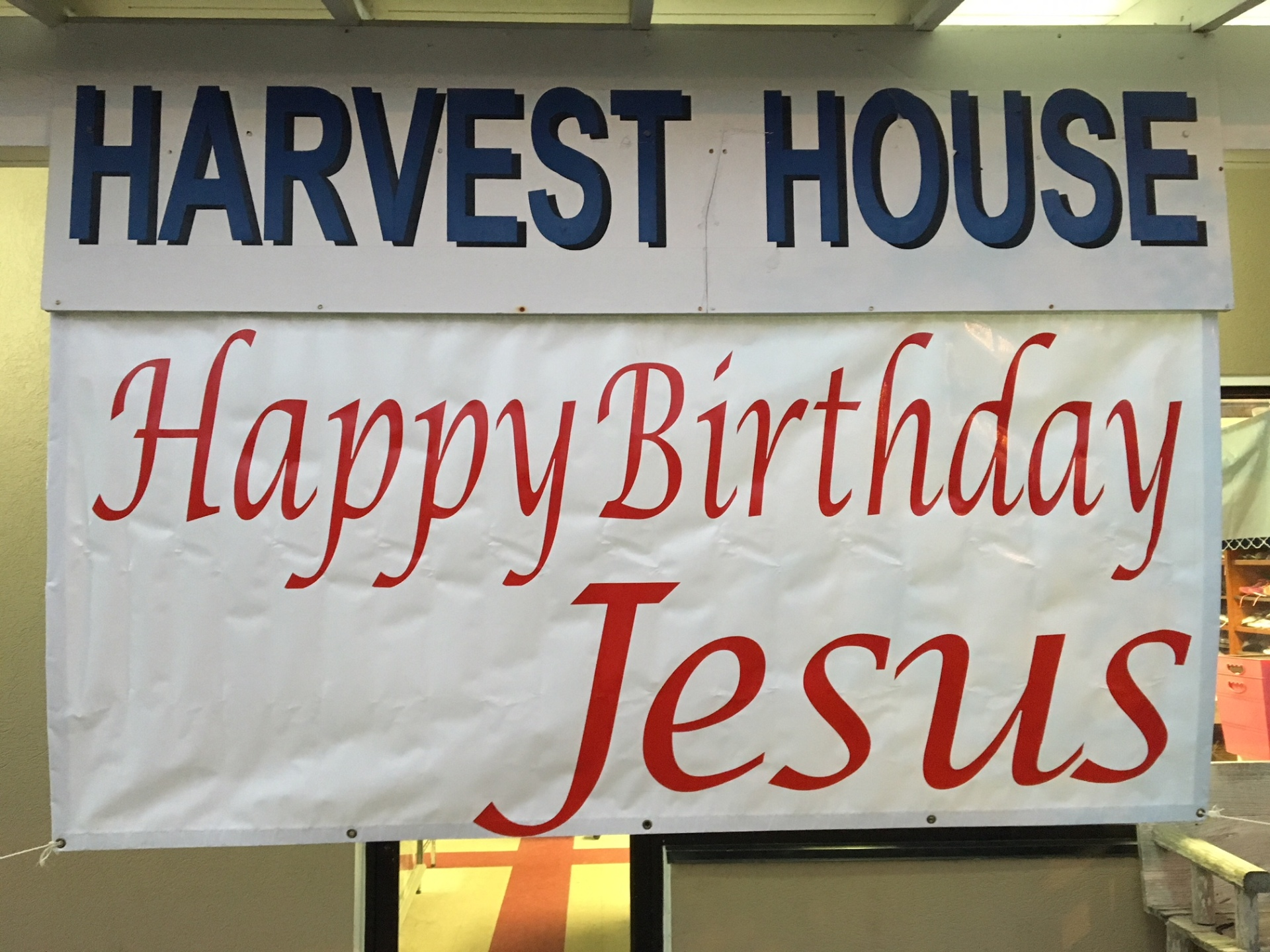 Happy Birthday Jesus & Merry Christmas!