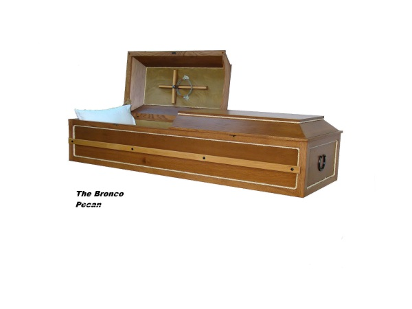 Cowboy Caskets' Western Caskets' Wood Caskets Last Trail Ride