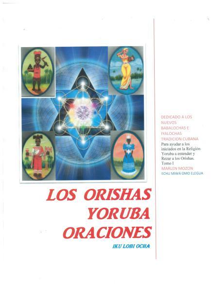 LOS ORISHAS YORUBAS